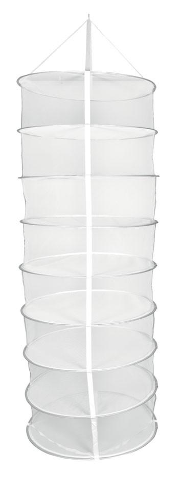 Malla de secado de setas redonda (55cm x 8 niveles)